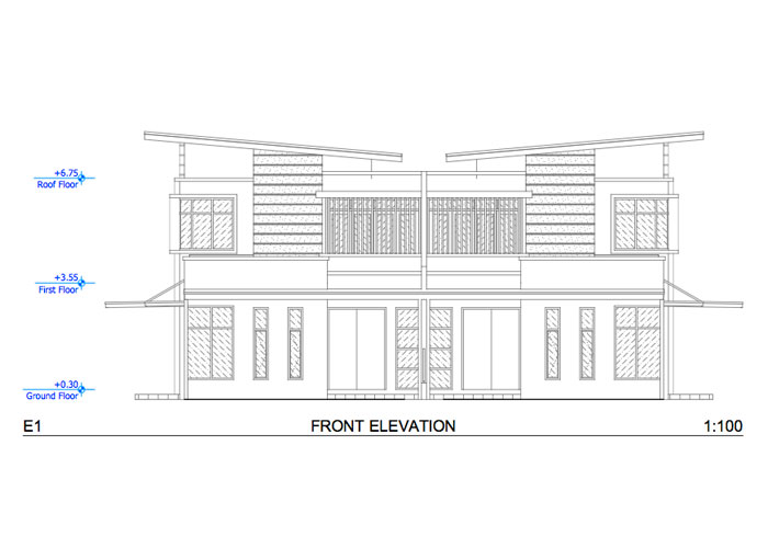 Brunei Residential Housing Commercial Projects Semi