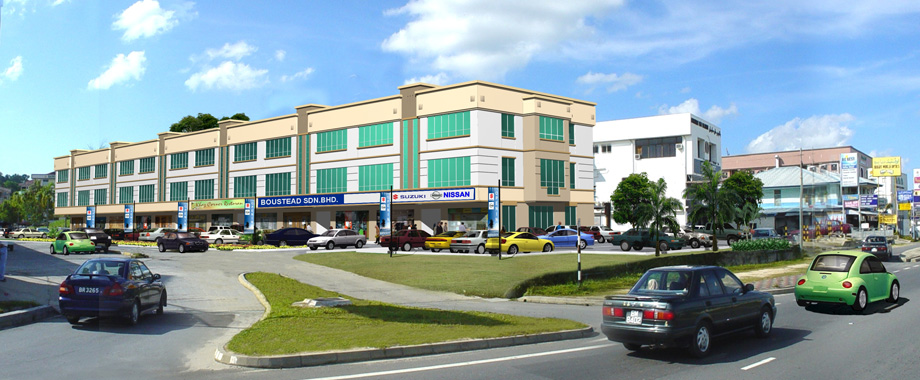 Komtar Sdn Bhd Projects